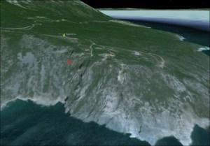 athanasius-cave-google-earth