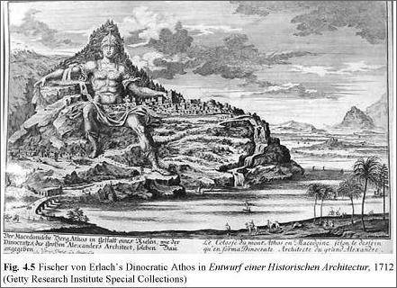 2. Athos and Alexander Fischer von Erlach 1712