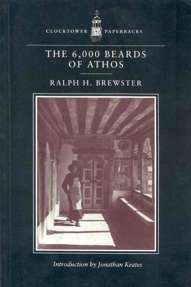 boek Brewster voorkant