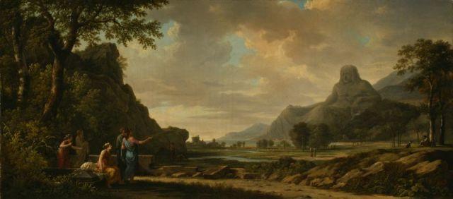 Pierre-Henri de Valenciennes 1796