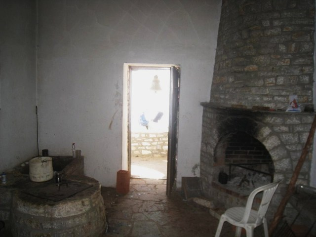 05-10 29 front door and well Panaghia
