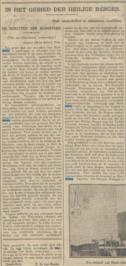 1930-02-23 Handelsblad artikel en fotos 1