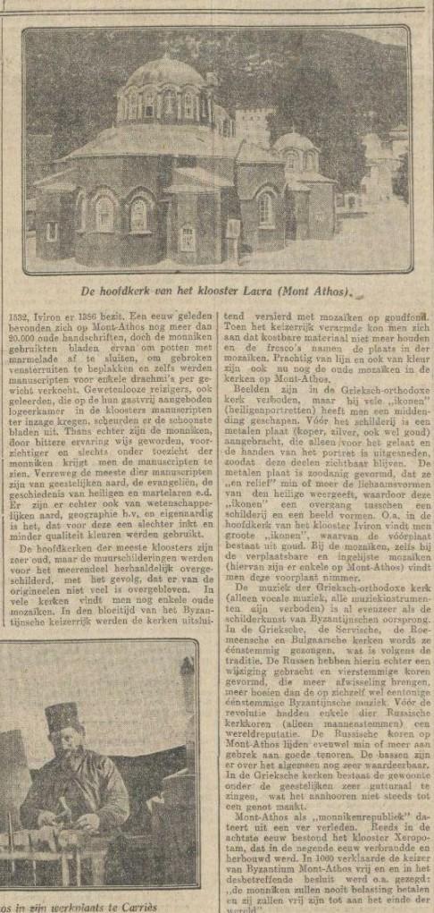 1930-02-23 Handelsblad artikel en fotos 2