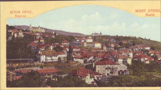 Karyes kleurenfoto 1910