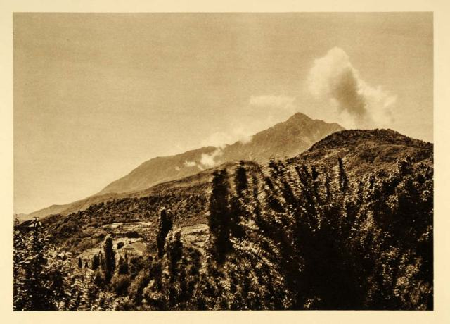 mountain 1928
