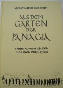 Cherubim, Archimnadrit Aus dem Garten der Panagia