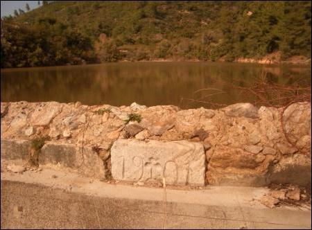 chromitsa lake 1901