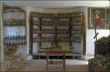 chromitsa ossuarium