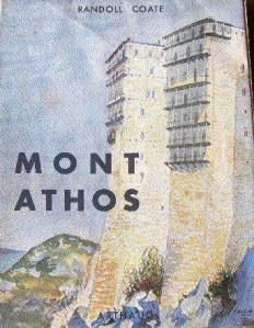 Randoll coate Mont Athos front