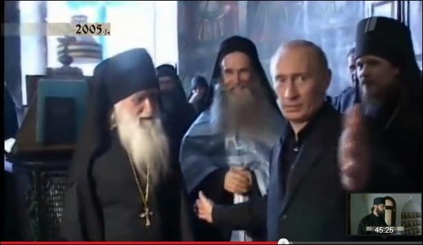 russian film 2011 with Putin 2005