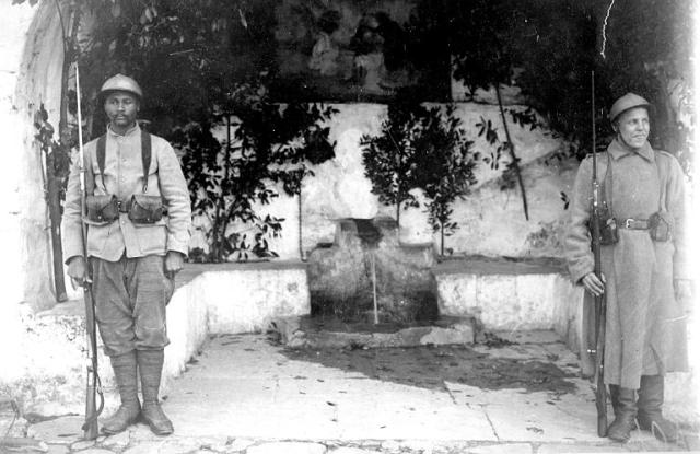 Athos 1914-18 2