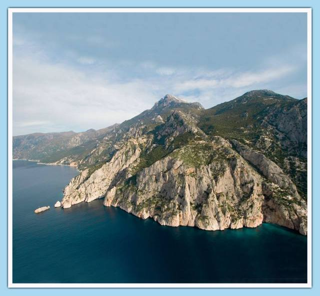 mount athos areal
