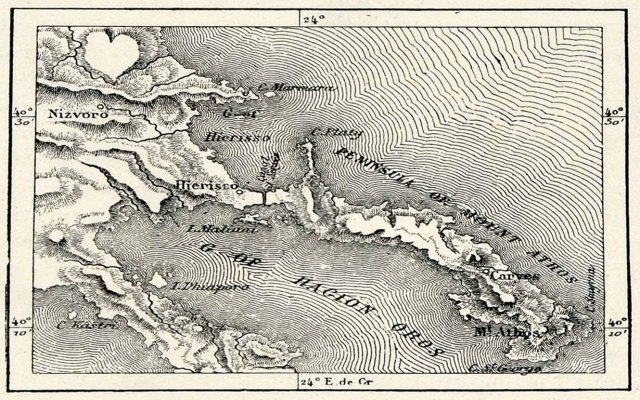 map athos old