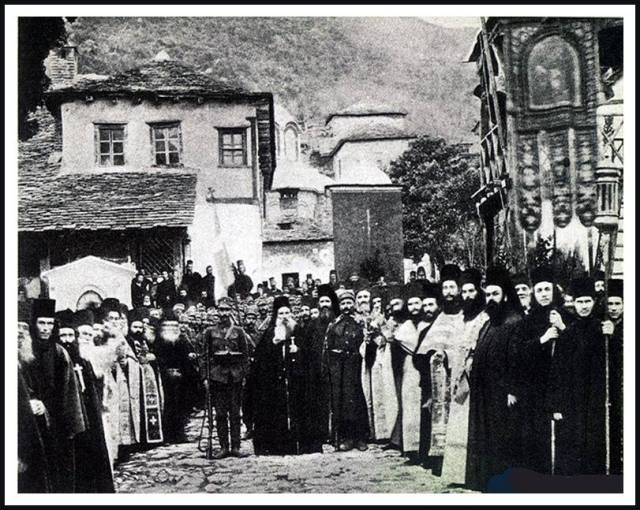 old picture Lavra