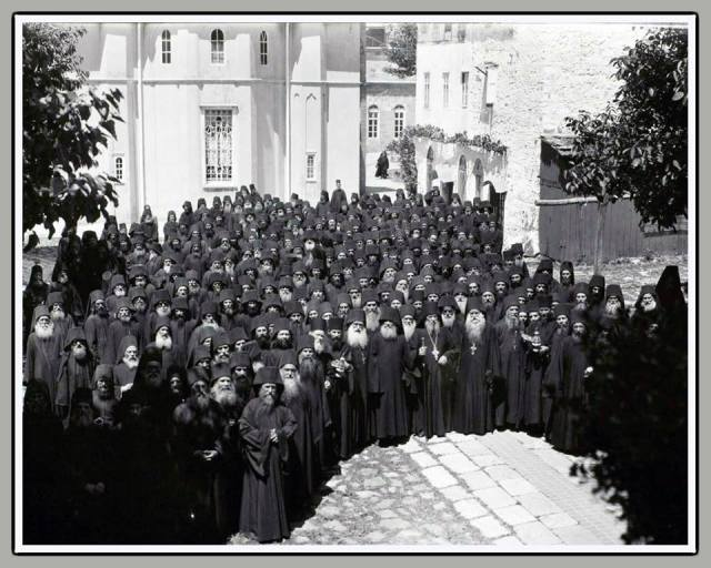 1428 - more old pictures from Mount Athos