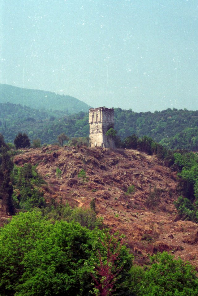 058 Athos - Amalfi toren