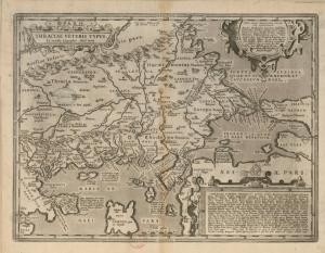 1Ortelius, Abraham (1527-1598) 1585