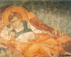 2christ sleeping