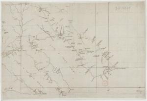 5Carte du Sud-est de la Chalcidique, avec les presqu'îles du Mont-Athos de Longos et de partie de Cassandra 1780