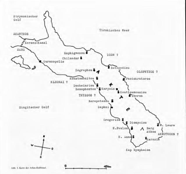 pre christian villages