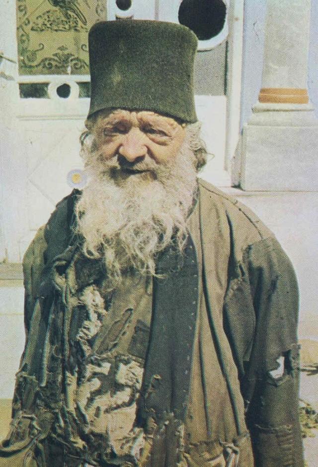 boek Athos De Greeve monnik Prodromou