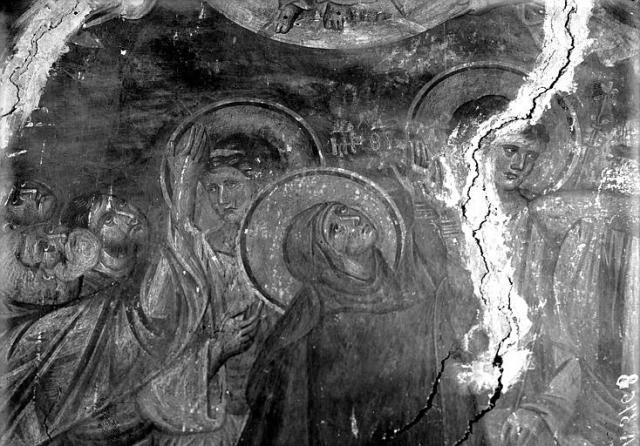 engel protaton mural le baron 1918