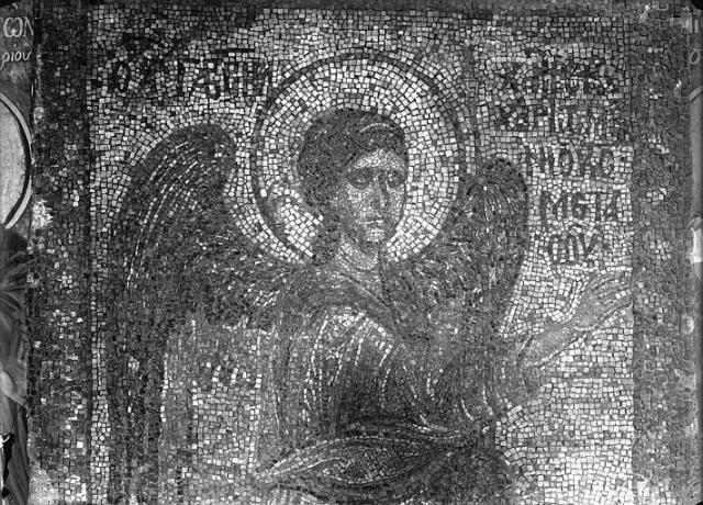 engel vatopedo le baron 1918