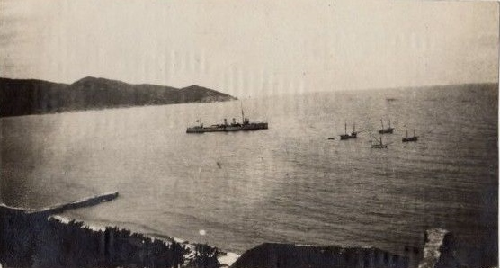 Photo VATOPEDI - SHIP ELLI 1 1923