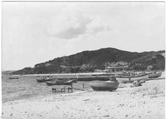 postcard ouranopolis  1