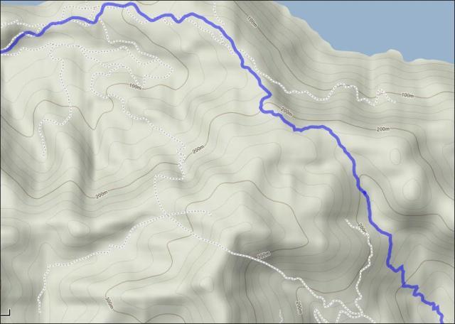 map 4 Vatopedi - Esfigmenou 3