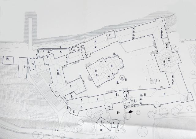 18 Esfigmenou monastery 2