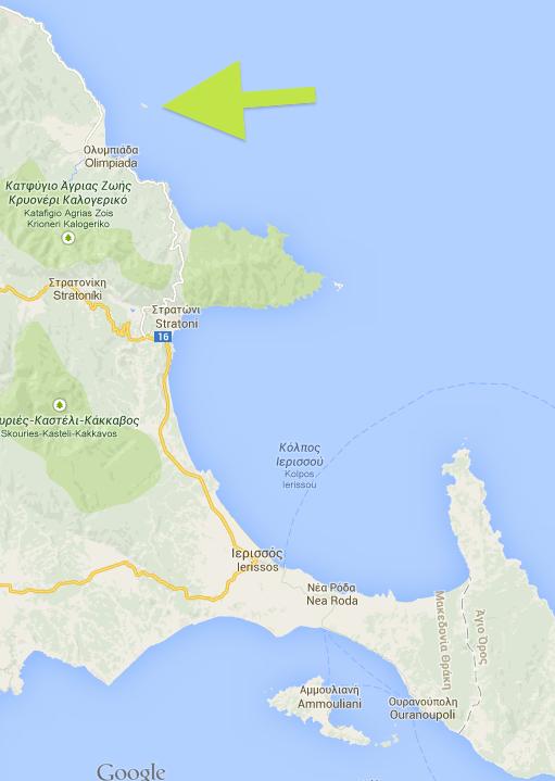 caprus island