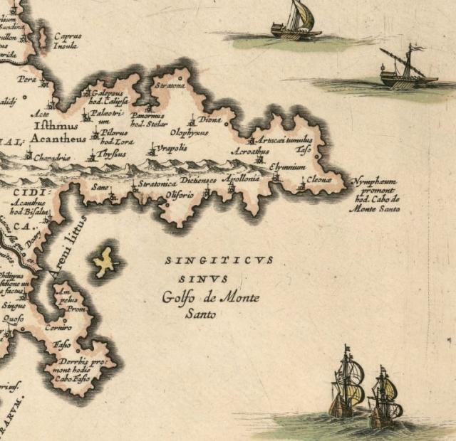 Insularum Archipelagi septentrionalis seu Maris Aegaei : autore I. Laurenbergio 1650