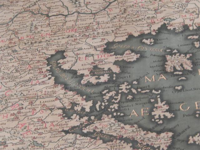 Venetie dogenpaleis kaart 1 (Large)