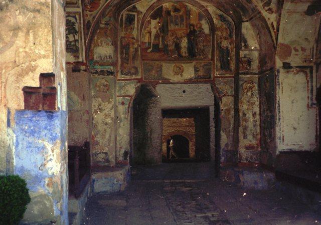 015 Athos - Chilandariou toegangspoort