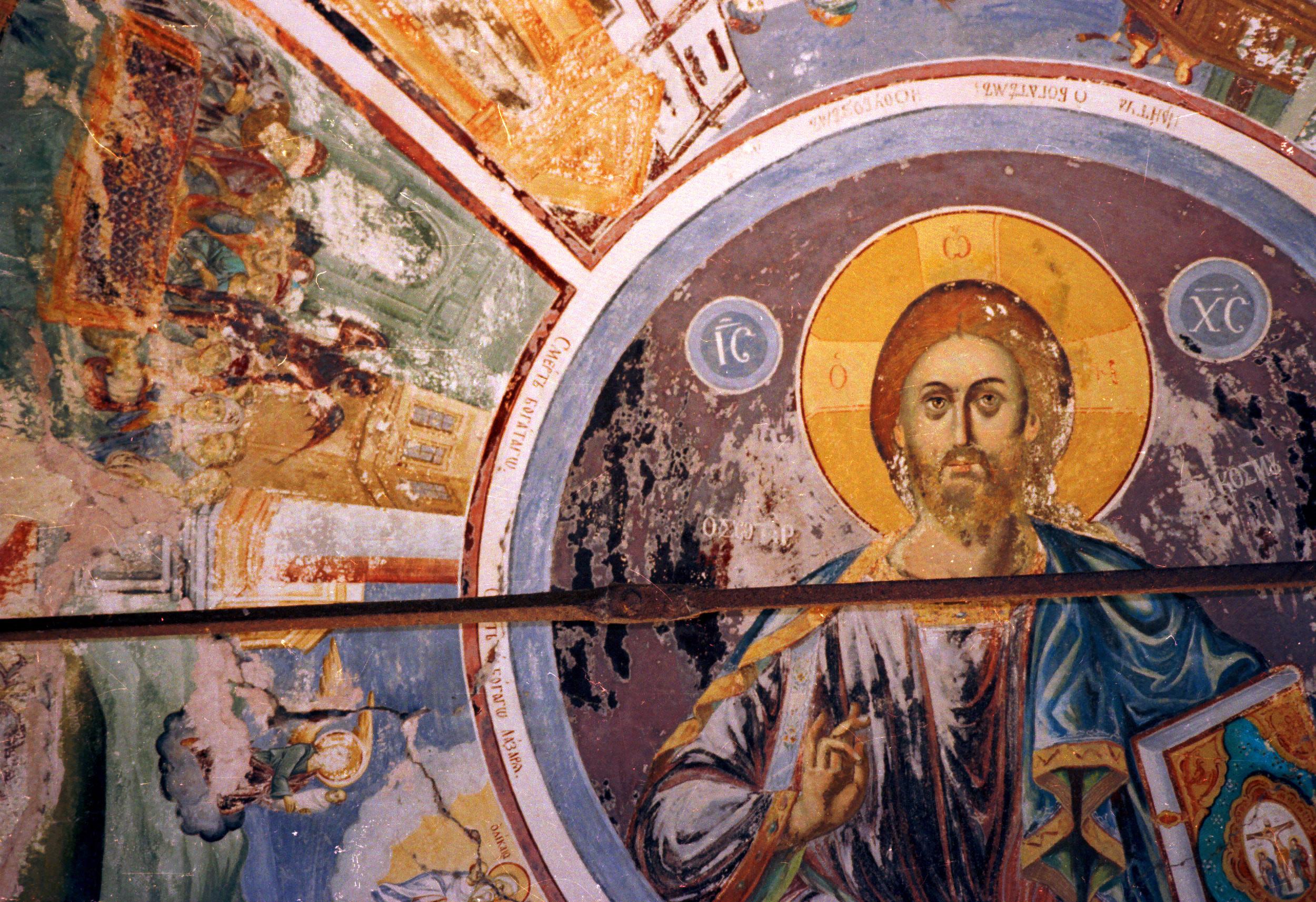 016 Athos - Chilandariou fresco