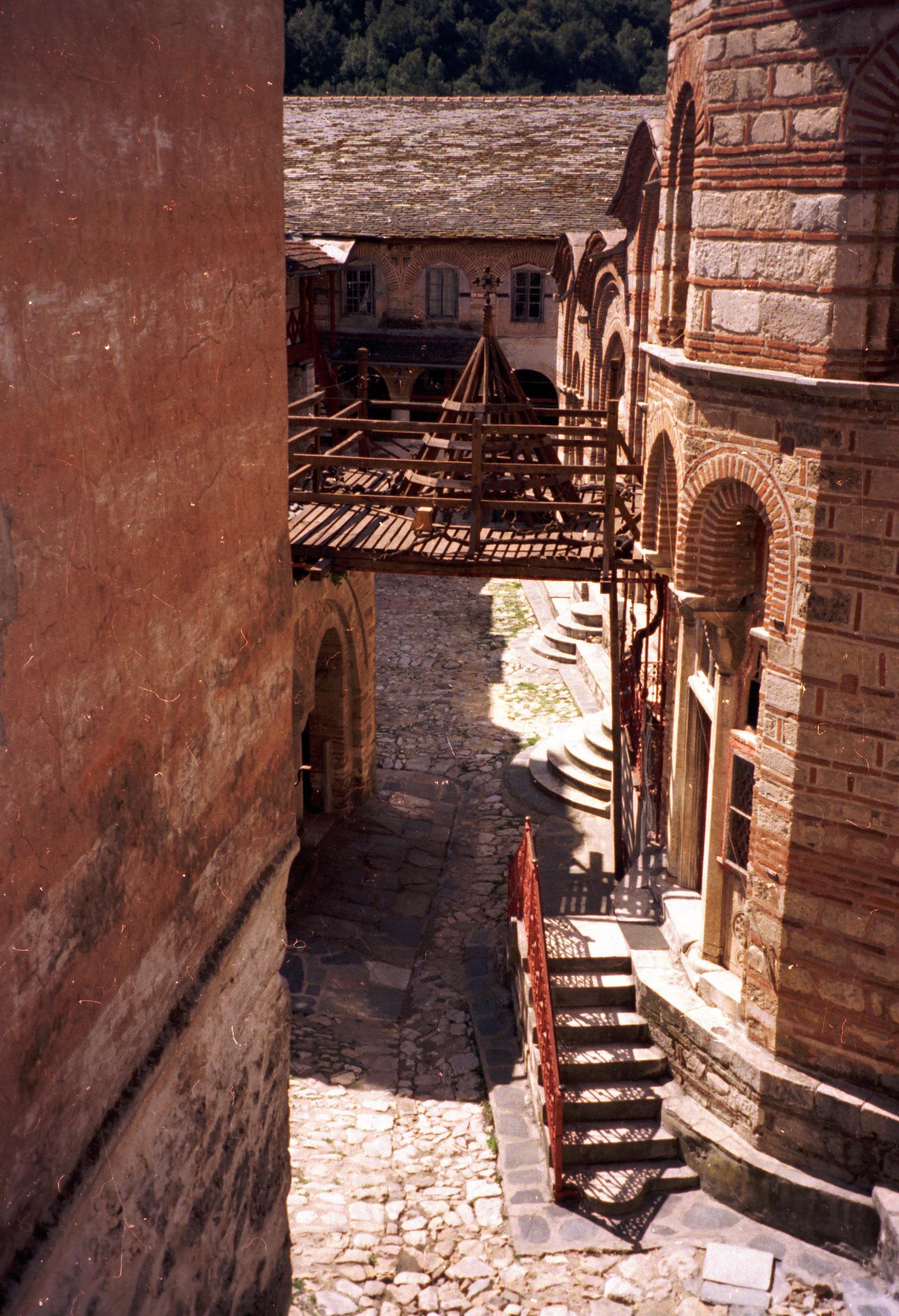 018 Athos - Chilandariou