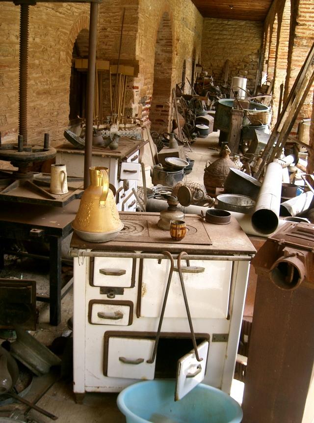 220 Athos 2007 Lavra openlucht museum