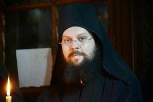 monk Athanasios Chiliandarinos