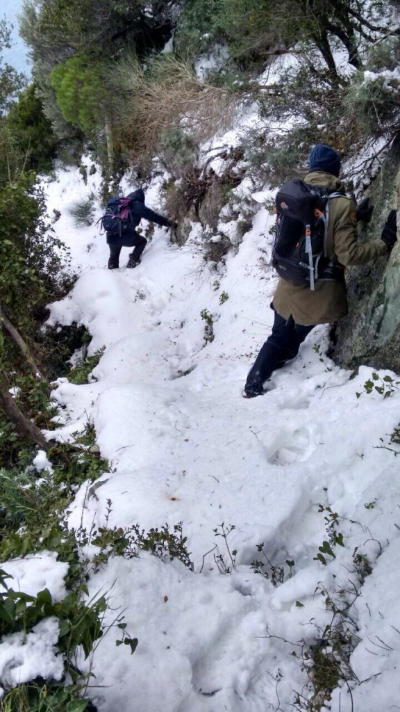 hiking monopatis in the winter 3