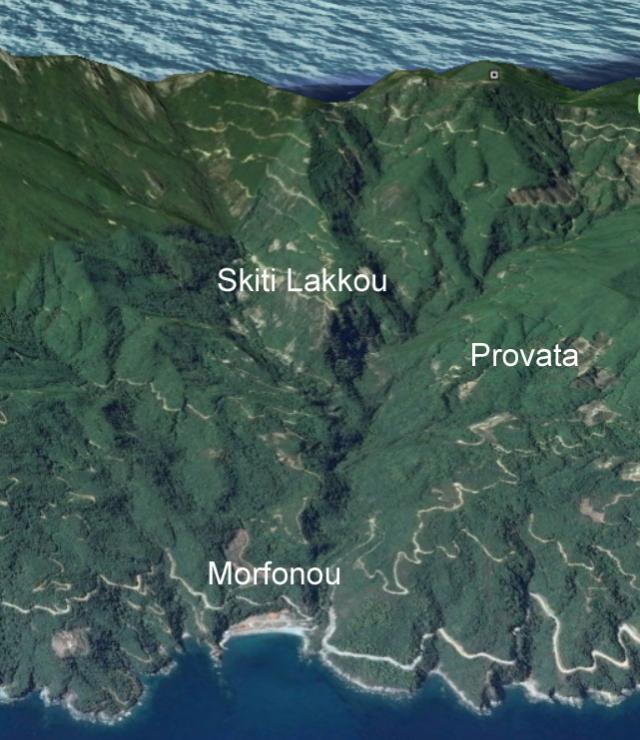 Lakkou - Provata - Morfonoukopie