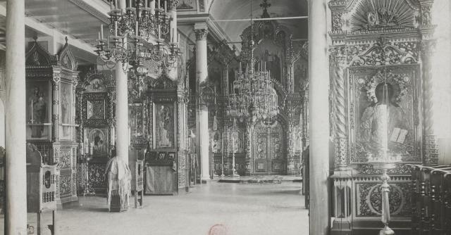 1917-18 french photo album aviateur Panteleimonos chapelle 10a