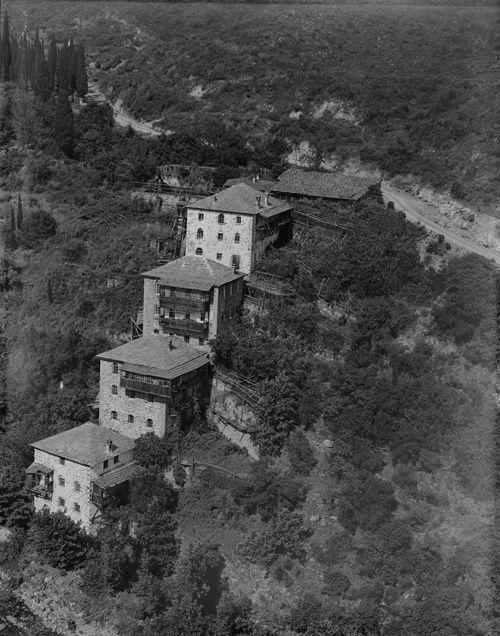 St Silouan mill