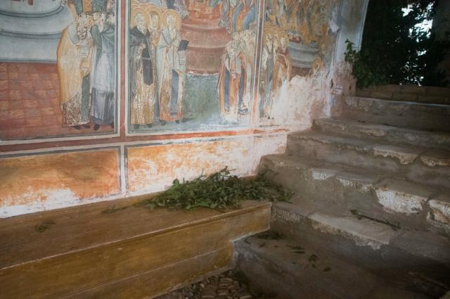 4082 athos chilandariou fresco