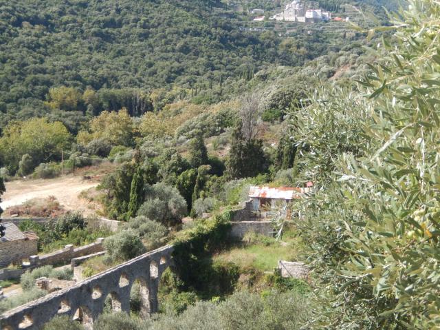 aquaduct pantocrator