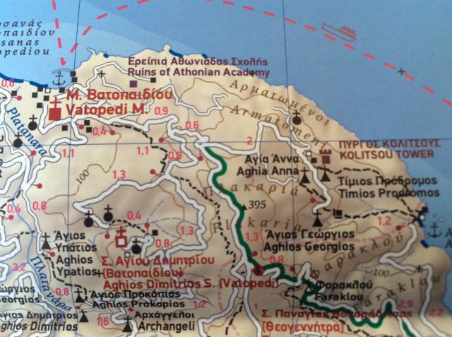 athos terrainmaps
