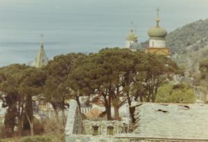 Panteleimonos ruins 1971
