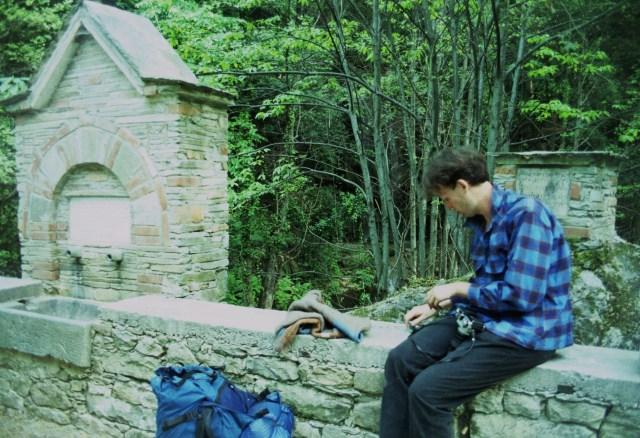 021 Athos vers water (de dag van de Tjernobel ramp)