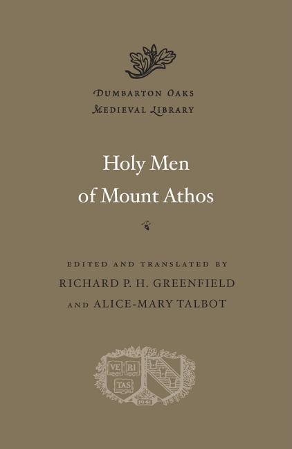 holy men of Mount Athos 2016