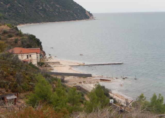 athos border